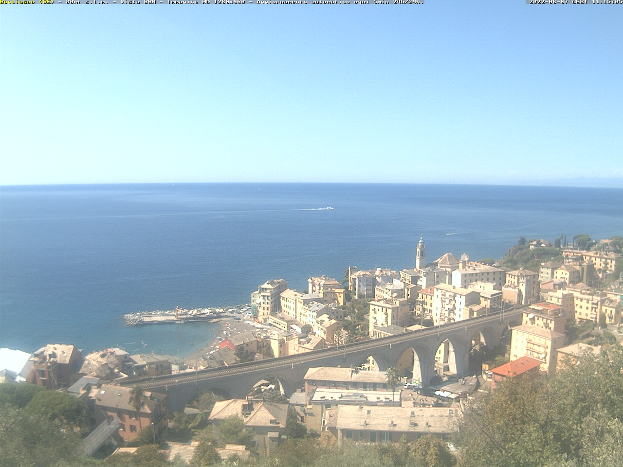 webcam bogliasco n. 334700620